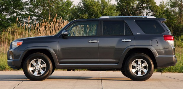 Review: 2010 Toyota 4Runner Faithfully Sticks To The Formula It Helped  Create   Autoblog