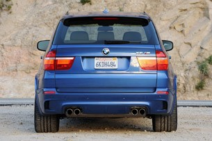 Review: 2010 BMW X5 M is illogically sound - Autoblog
