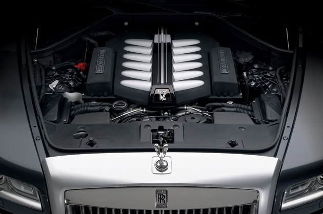 Rolls Royce Ghost Photos Specification and Price