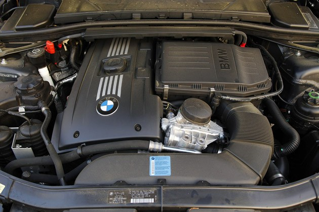 Review 2010 BMW 335i Sedan Is What We've Been Missing Autoblog