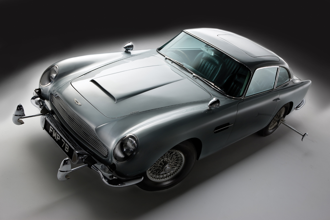 james bond 39 s 1964 aston martin db5 photo gallery autoblog. Cars Review. Best American Auto & Cars Review