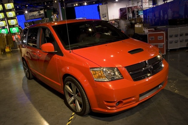 Dodge Grand Caravan R/T Concept