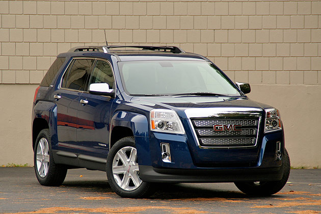 2011 Gmc Terrain Reviews Autoblog And New Car Test Drive