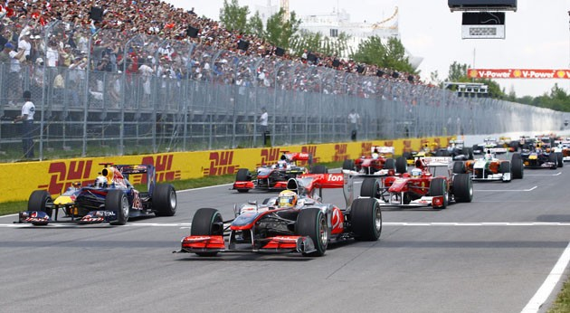 2010 Canadian GP