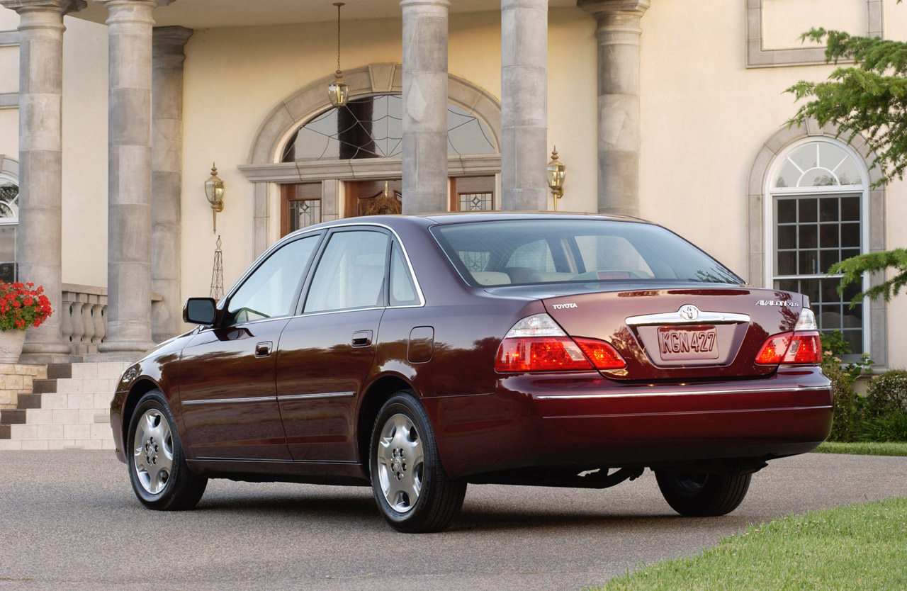 2003 toyota avalon xls photo gallery autoblog. Black Bedroom Furniture Sets. Home Design Ideas