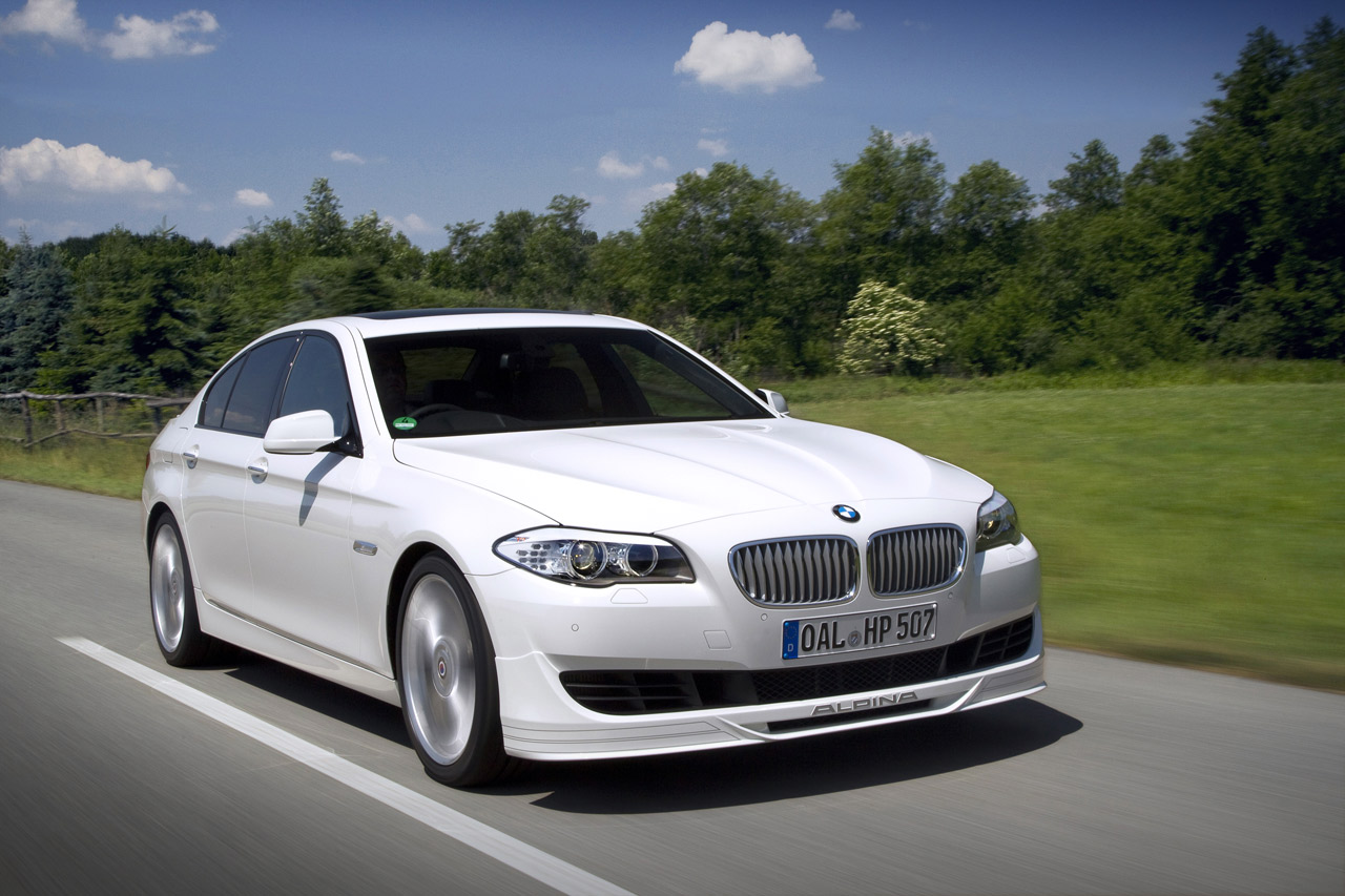 2011 Alpina B5 Bi-Turbo - Full