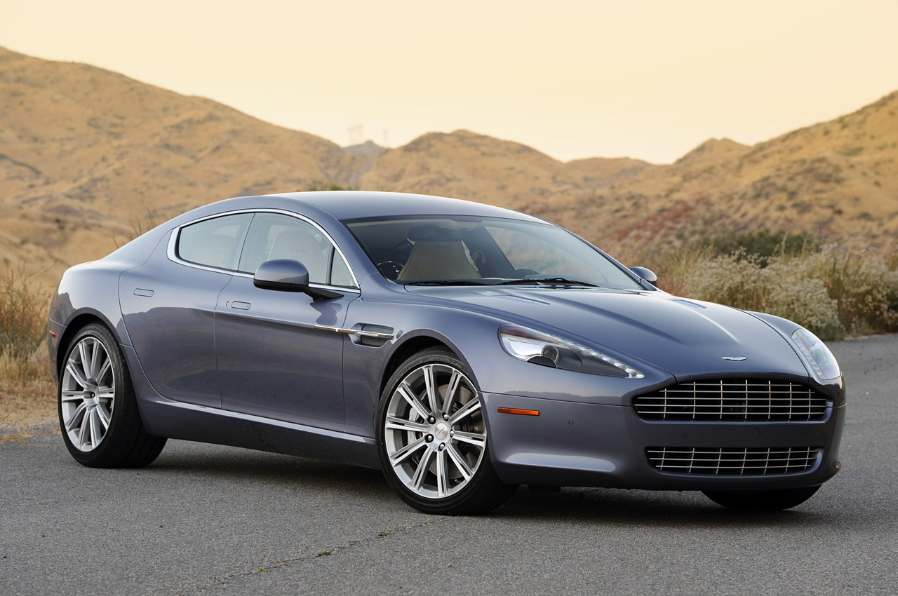 review: 2010 aston martin rapide photo gallery - autoblog