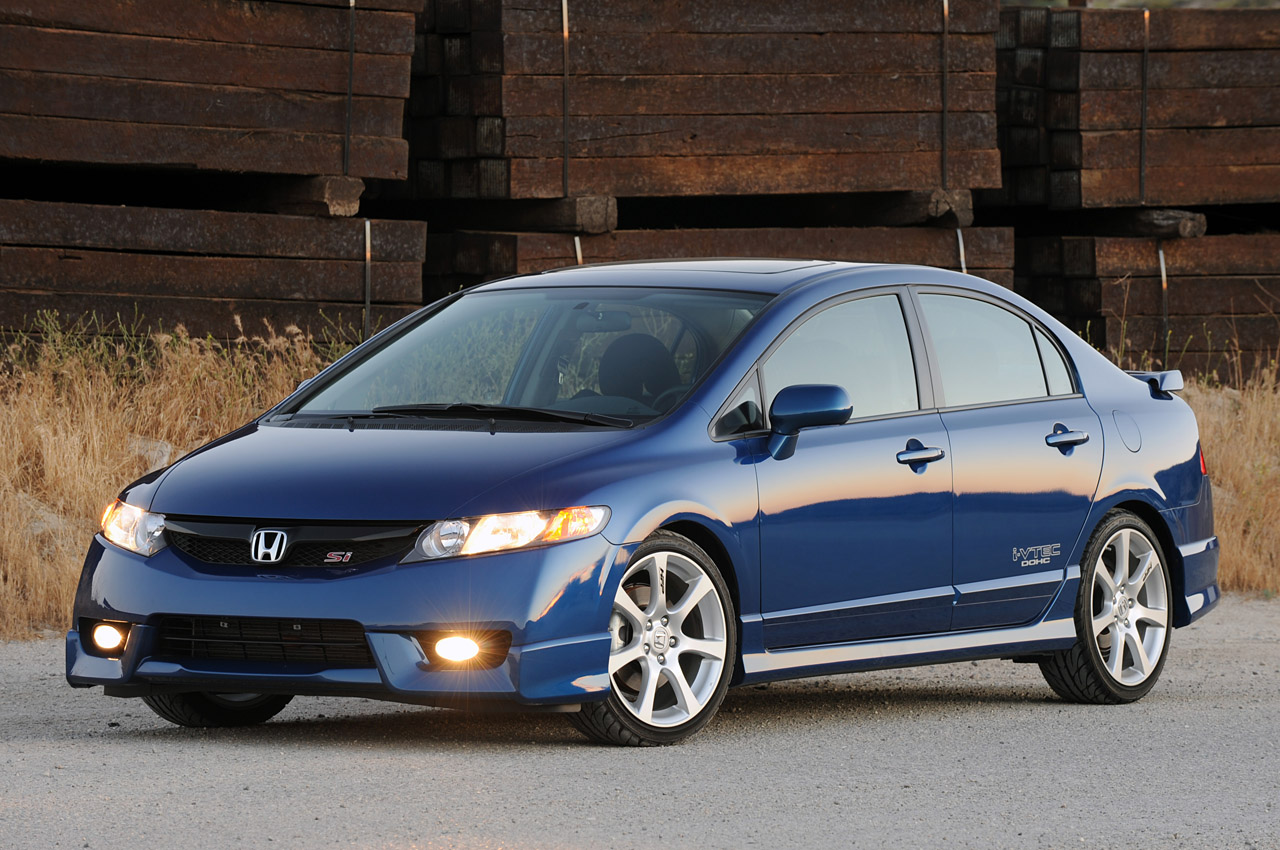 Review: 2010 Honda Civic Si HFP Photo Gallery - Autoblog