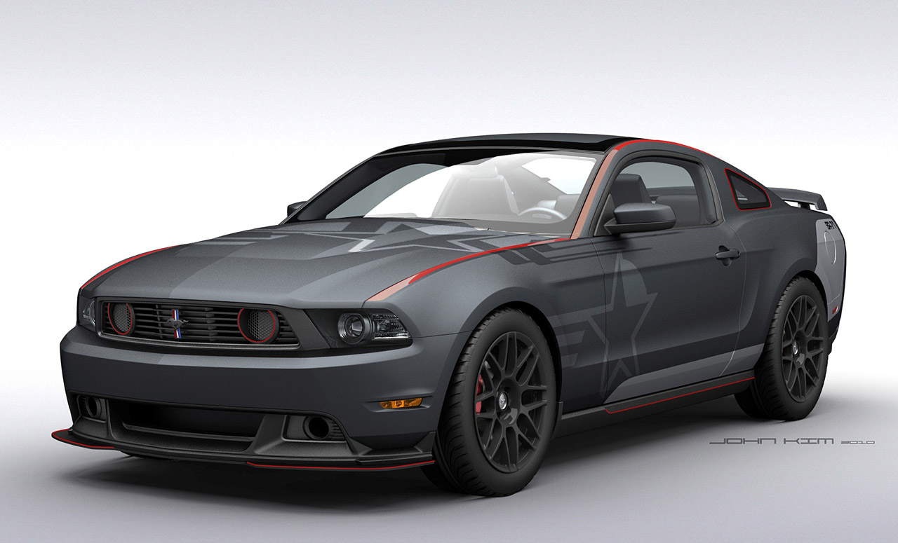 Certified Pre Owned Ford >> 2011 Ford Mustang SR-71 Blackbird Photo Gallery - Autoblog