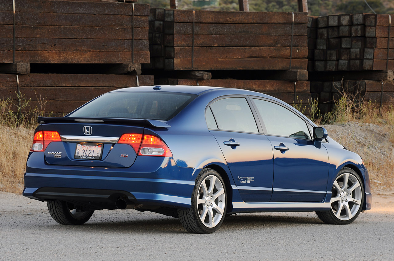 Review 2010 Honda Civic Si Hfp Photo Gallery Autoblog