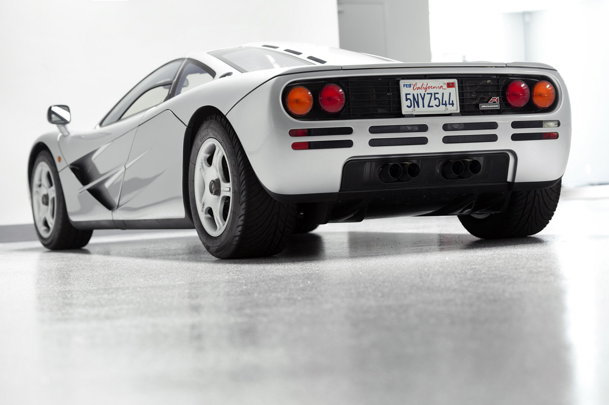1995 McLaren F1 - Gooding & Company Photo Gallery - Autoblog