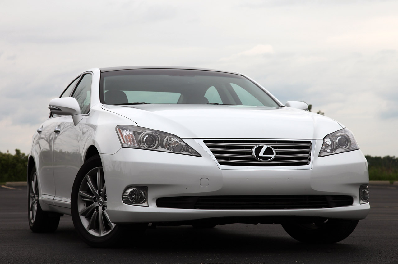 Review 2010 Lexus Es 350 Photo Gallery Autoblog