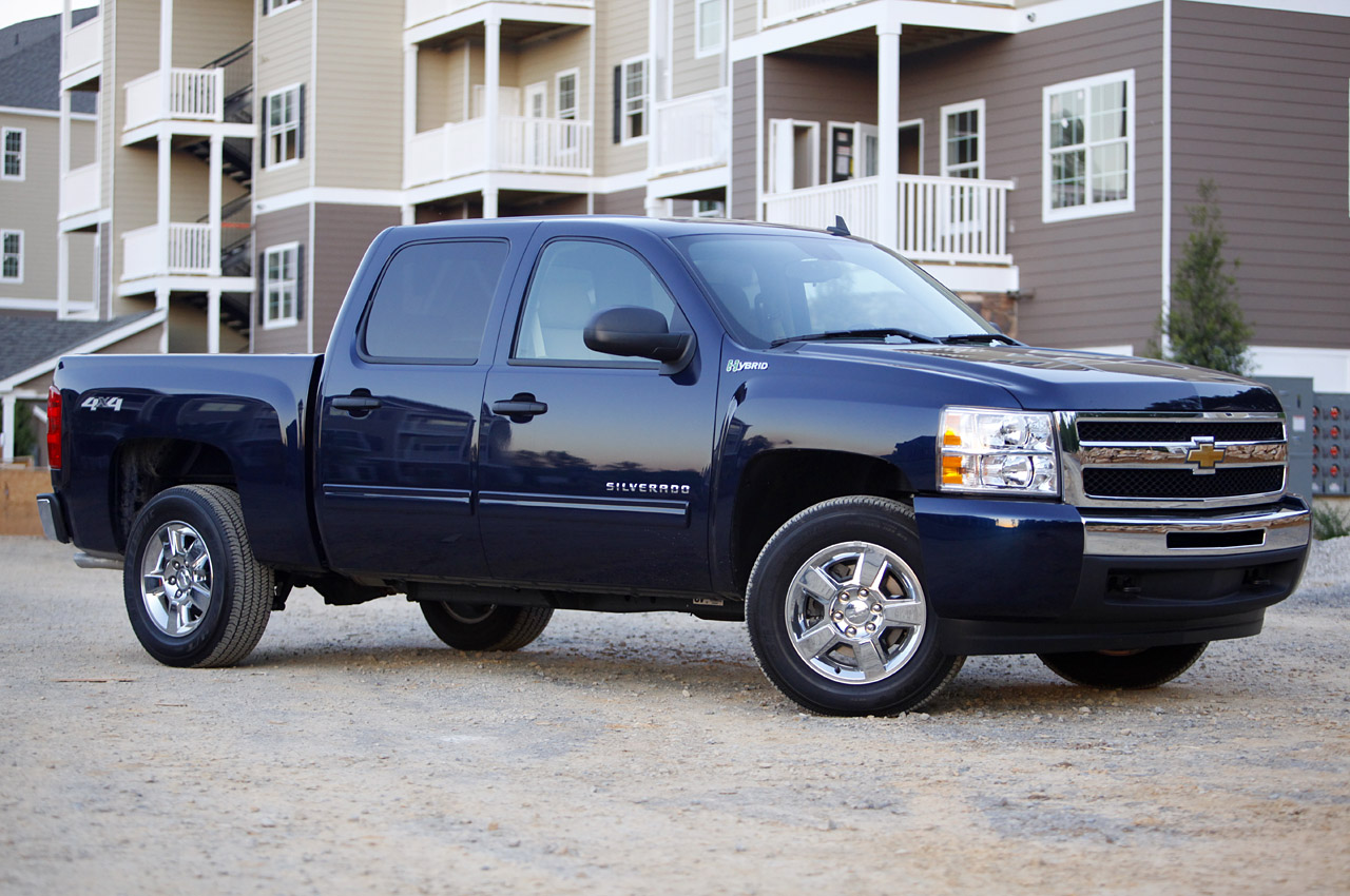 review 2010 chevrolet silverado hybrid photo gallery autoblog. Black Bedroom Furniture Sets. Home Design Ideas