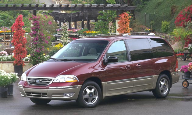 report nhtsa expands ford windstar corrosion probe to. Black Bedroom Furniture Sets. Home Design Ideas