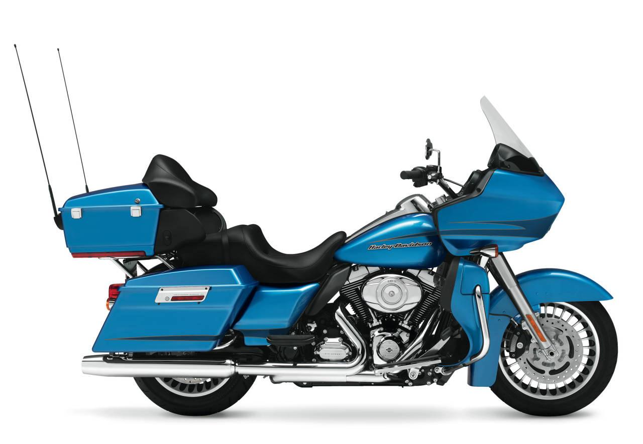 2011 Harley-Davidson Road Glide Ultra Colors