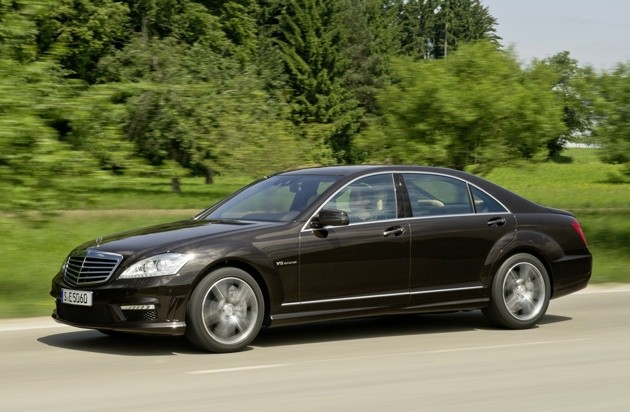 2011 Mercedes S-Class picture