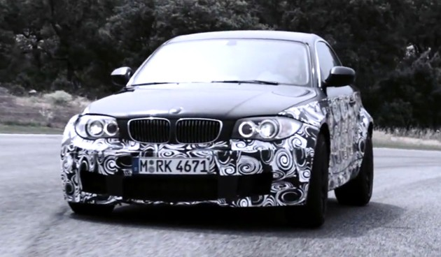 BMW 1 Series M Coupe – Click above to view the video after the jump