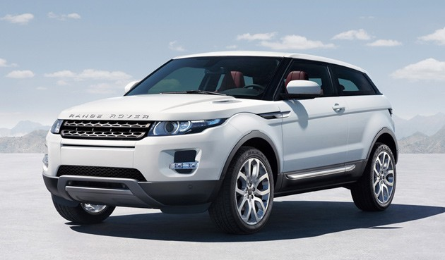 Land Rover Range Rover Evoque Images & Pictures - Becuo