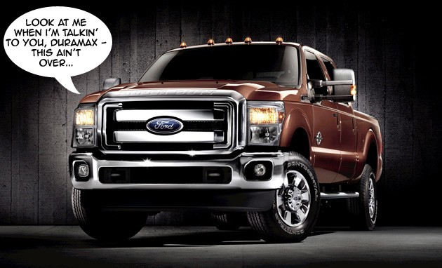 : Ford 6.7-liter Power Stroke diesel to churn out 800 lb-ft of torque