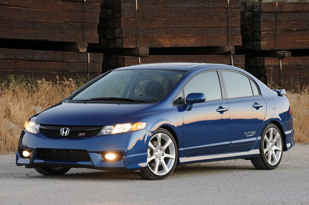 2010 Honda Civic Si Hfp Click Above For High Res Image
