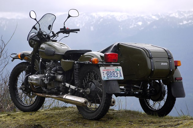 Review 2010 ural patrol t takes a lickin and keeps on tickin