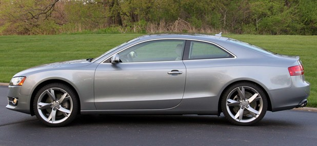 Review Audi A Is A Personal Luxury Coupe For The Modern Age - Audi a5 review