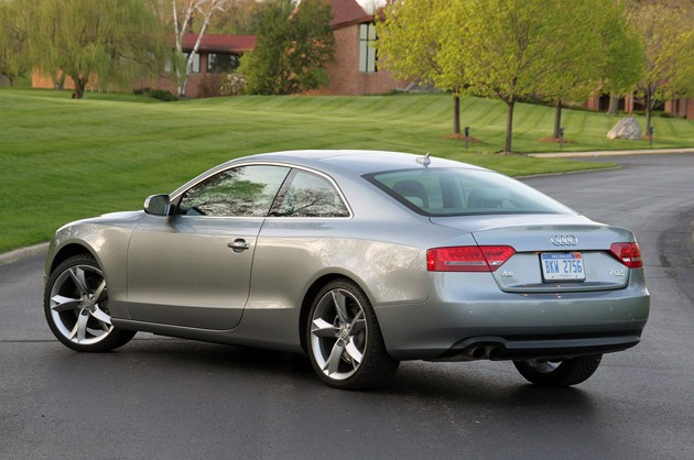 Review 2010 Audi A5 Is A Personal Luxury Coupe For The
