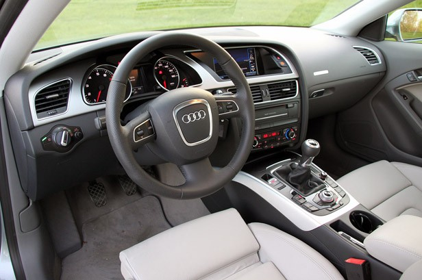 Review 2010 Audi A5 Is A Personal Luxury Coupe For The Modern Age