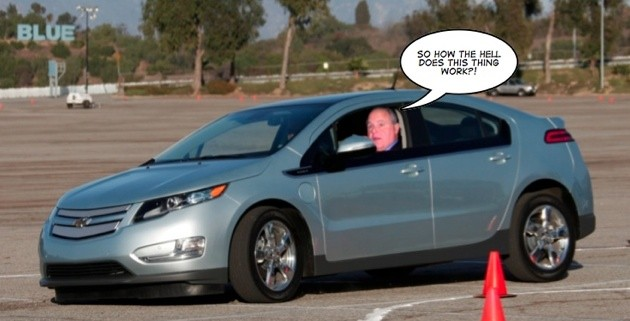 Report: Rush Limbaugh tears into Chevy Volt, fails to ...