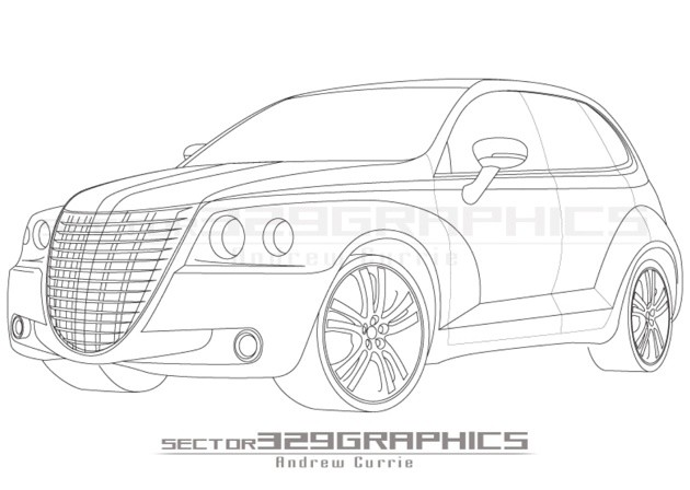 Next-gen PT Cruiser idea