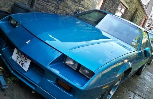 Find of the Day: Darth Vader's Z28 proves there's still good in him
