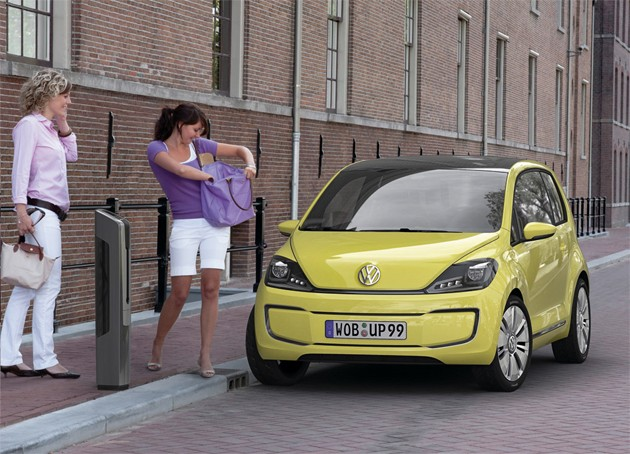 Volkswagen Up! minicar concept