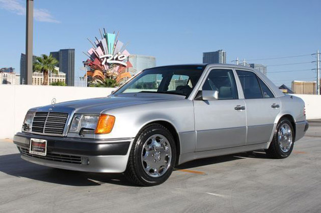 1992 Mercedes-Benz 500E – Click above for image gallery