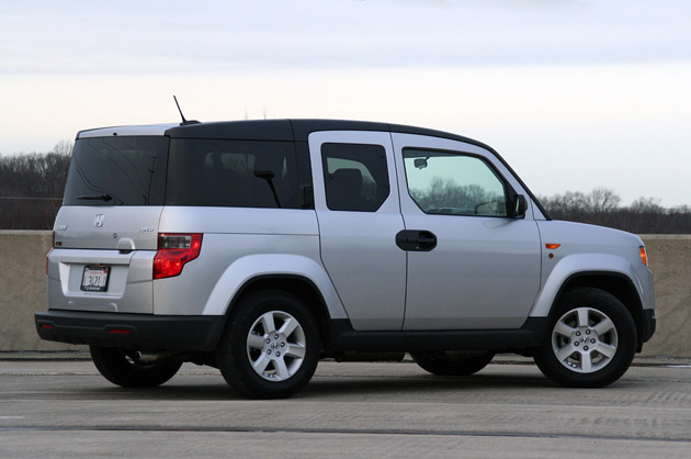 2010 Honda Element rear