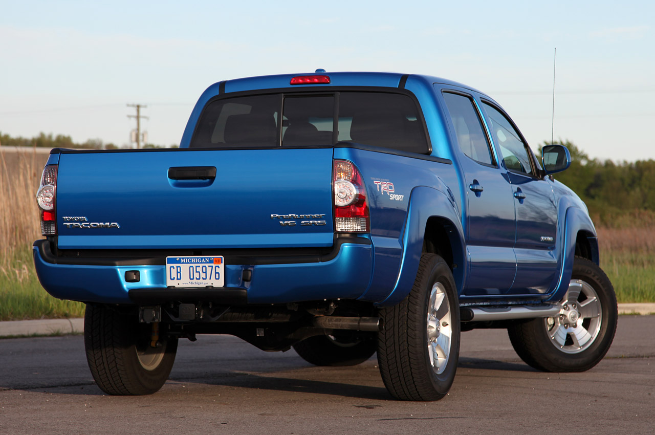 Toyota recalls 690 000 Tacoma trucks for rusty leaf springs  fire risk