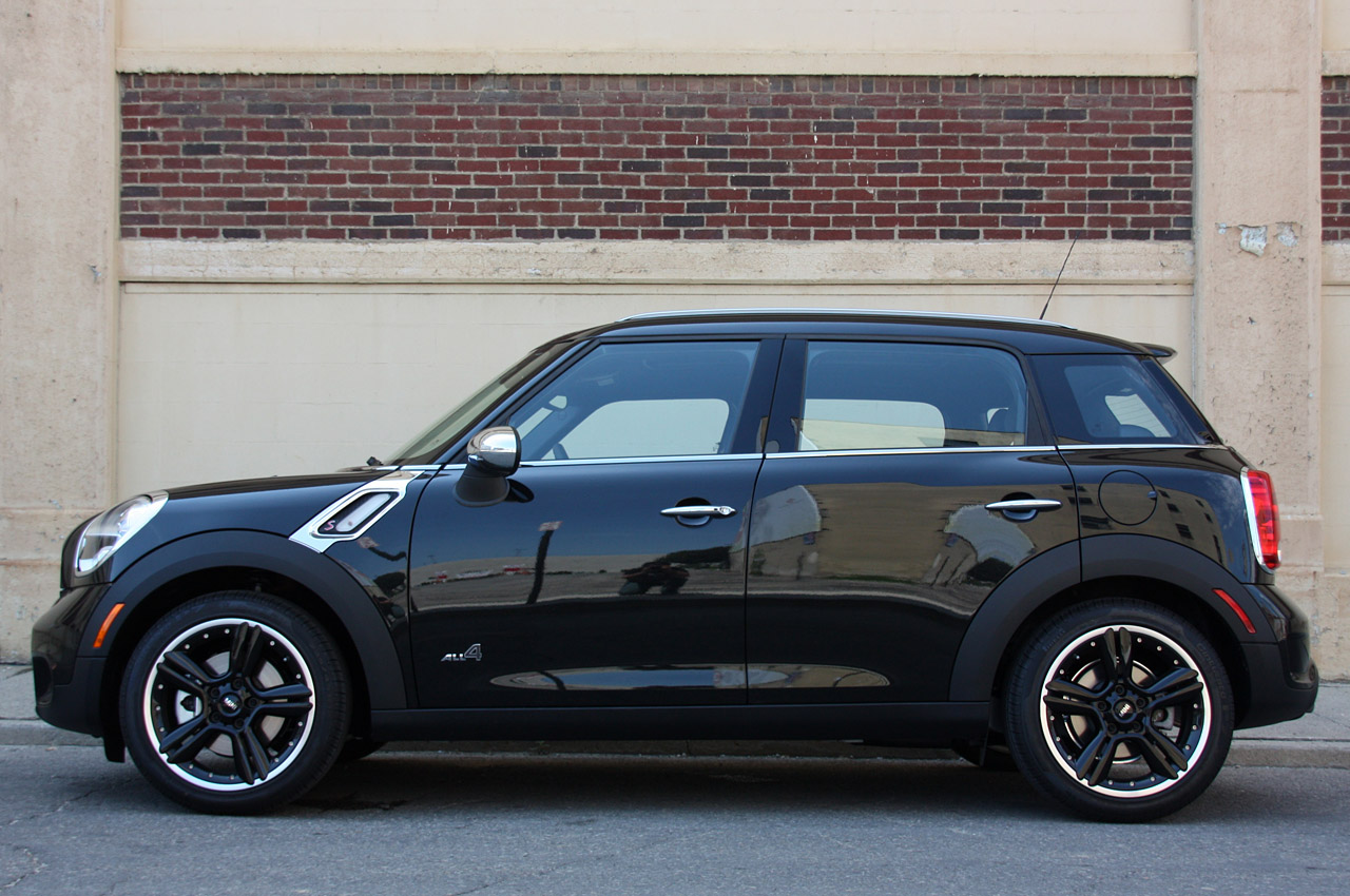 MINI Countryman Crossover