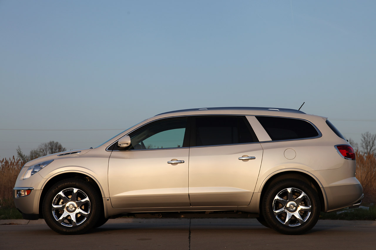 review 2010 buick enclave cxl awd photos