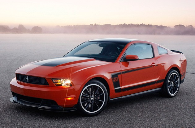 2012 Ford Mustang Boss 302 – Click above for high-res image gallery