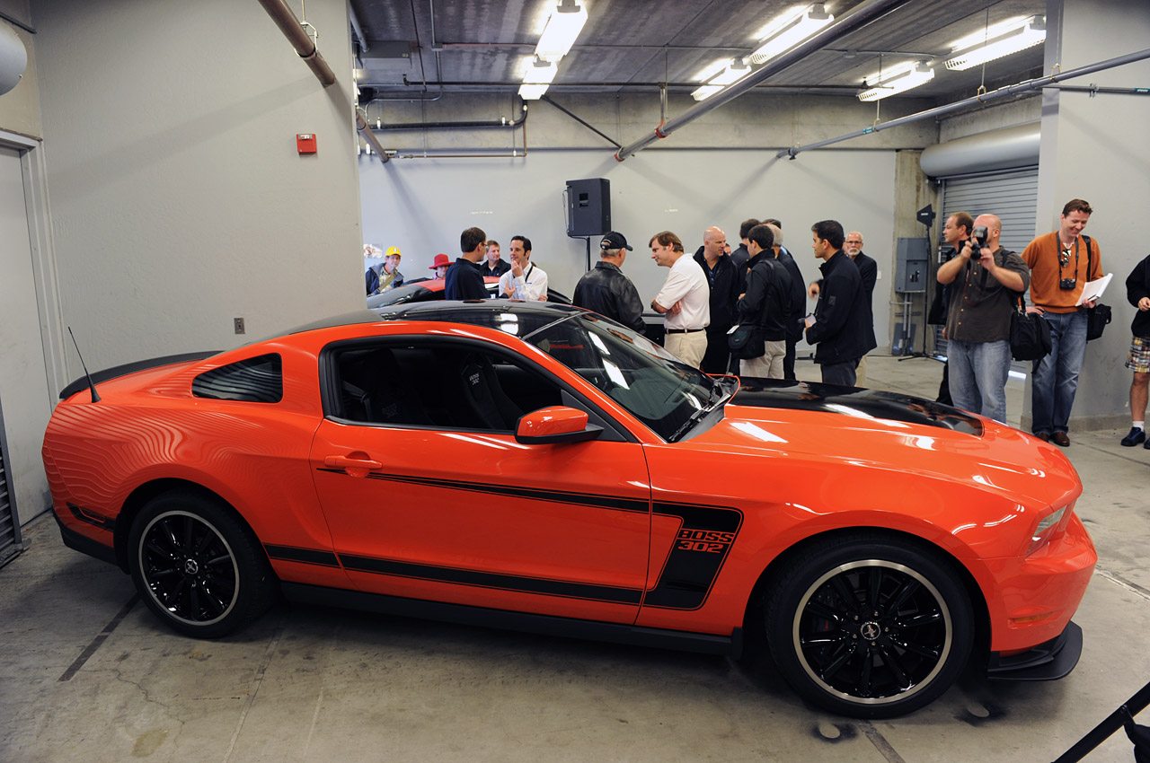 The boss is back 2012 boss 302 page 2 the mustang source ford mustang forums