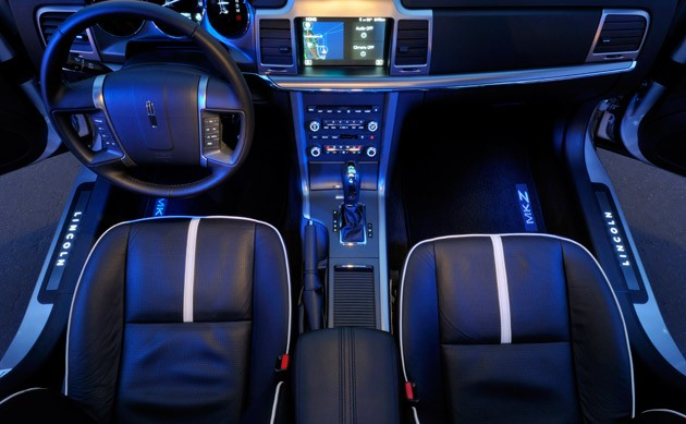 Study Ambient Interior Lighting Makes Drivers Feel Safer