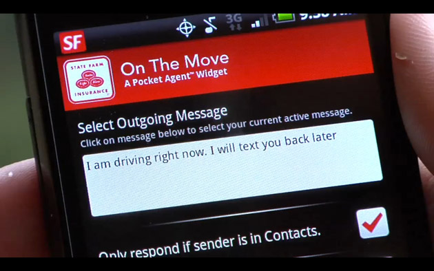State Farm On The Move Android App