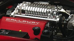 Callaway supercharged V8