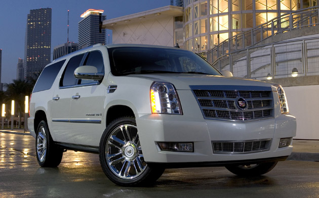 hdli cadillac escalade top target for thieves. Black Bedroom Furniture Sets. Home Design Ideas