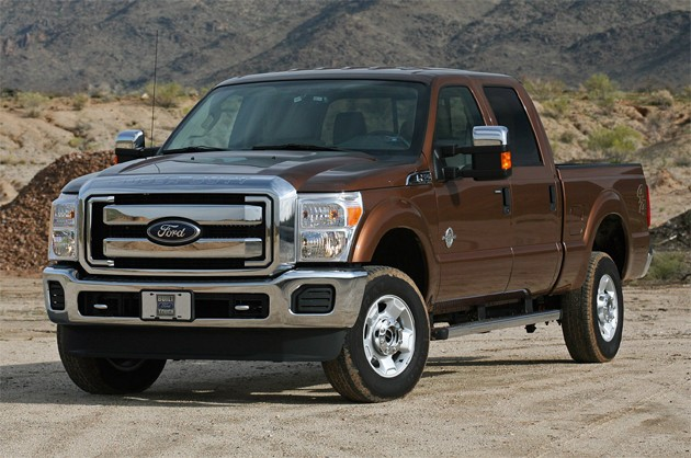 Official: Ford 6.7-liter PowerStroke gets 800 lb-ft as of next week