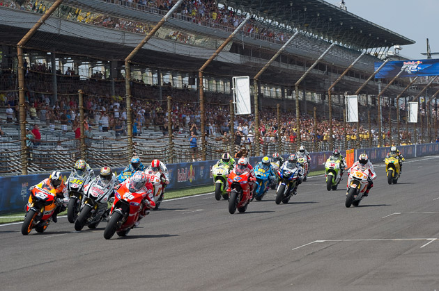 MotoGP at Indianpolis