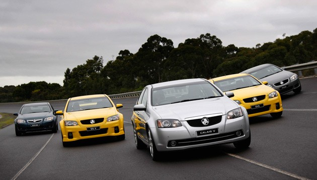 Holden Series II family
