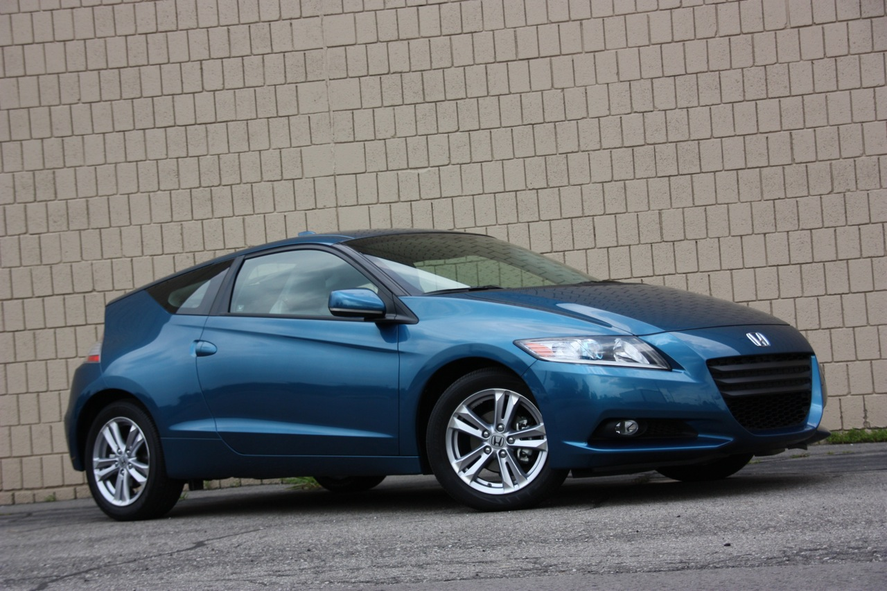 2011 Honda Cr Z Recalled For Rollaway Concerns Autoblog