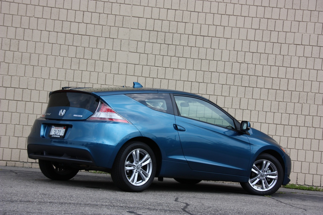 2011 Honda Cr Z Review Photo Gallery Autoblog