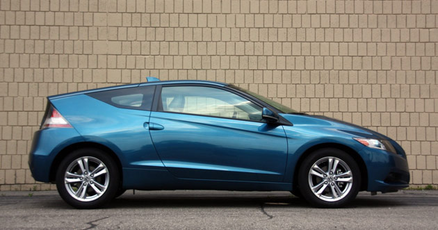 Review 2011 Honda Cr Z Autoblog