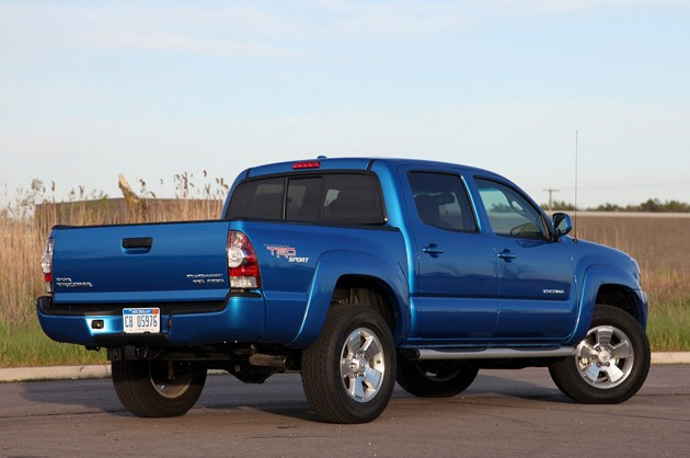 When the Tacoma first hit the market 15 years ago, it won over buyers with a ...